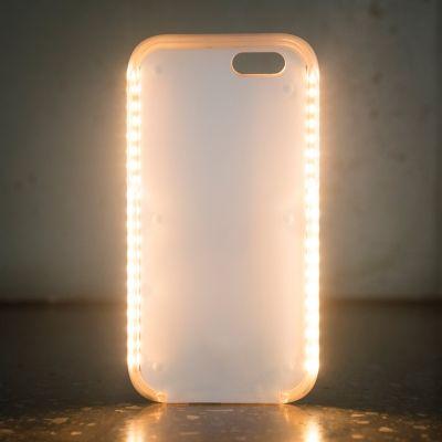 Ladegeräte - Light Case Power Bank für iPhone 6 /6S und 7