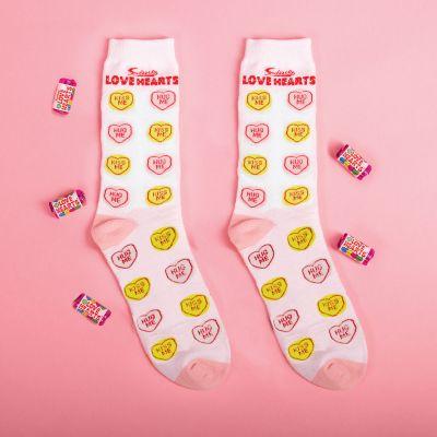Homewear - Love Hearts Socken
