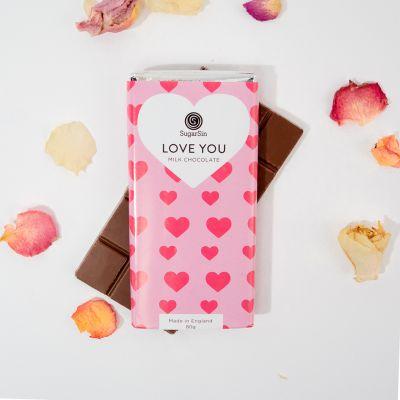 Süßigkeiten - Love You Schokolade