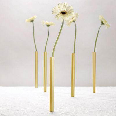 Deko - Magnetische Vasen 5er-Set