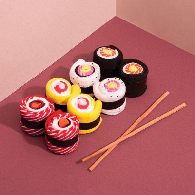 Ostergeschenke - Sushi-Socken