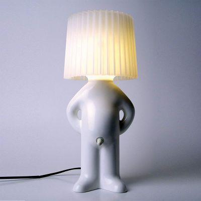 Wohnen - Mr. P. Lampe mit Schirm