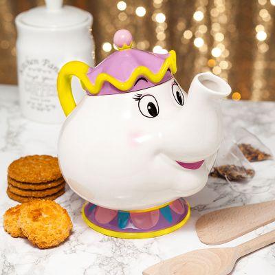 Geschenke für Freundin - Madame Pottine Teekanne