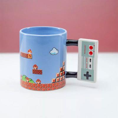Wohnen - Nintendo NES Controller Tasse