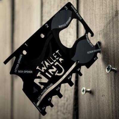 Vatertagsgeschenke - Ninja 18 in 1 Allzweck-Werkzeug