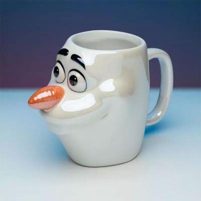Wohnen - Die Eiskönigin Olaf 3D Tasse