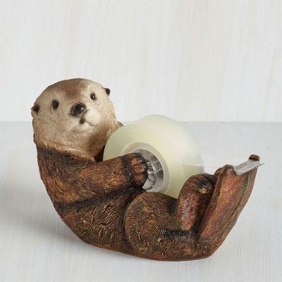 Spaß im Büro - Otto Otter Klebeband-Halter