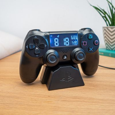 Uhren - PlayStation Controller Wecker