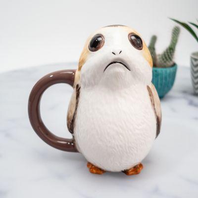 Tassen & Gläser - Star Wars Porg Tasse