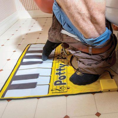 Wohnen - WC Klavier-Vorleger