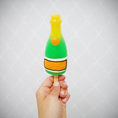 Süßigkeiten - Prosecco Lolly
