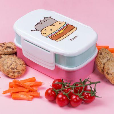 Nikolausgeschenke - Pusheen Lunch Box Set