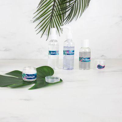 Handgepäck Kosmetikflaschen 4er-Set