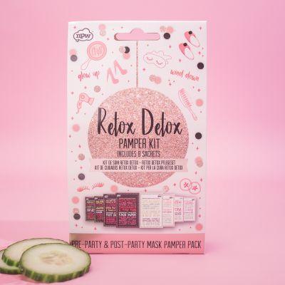 Romantische Geschenke - Retox Detox Verwöhn-Set