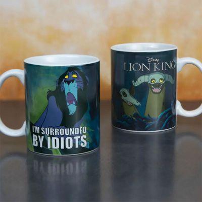 Disney - König der Löwen Scar Tasse