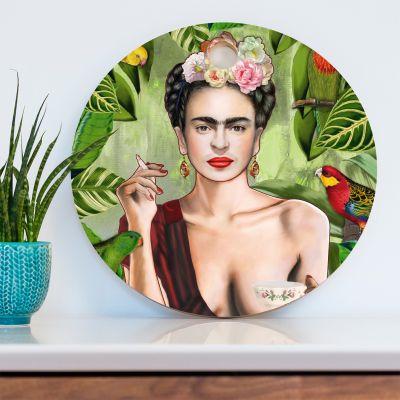 Frühlingsgeschenke - Frida Schneidebrett