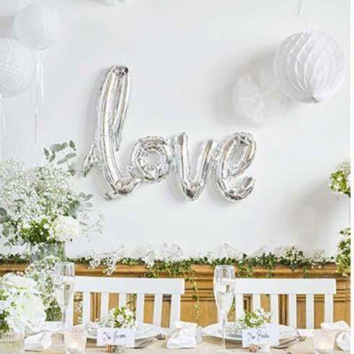 Hochzeitsgeschenke - Riesen Liebes-Ballon