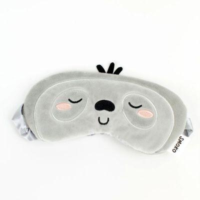 Wohnen - Faultier Schlafmaske