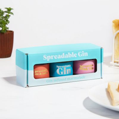 Geburtstagsgeschenke - Gin Marmeladen im 3er-Set