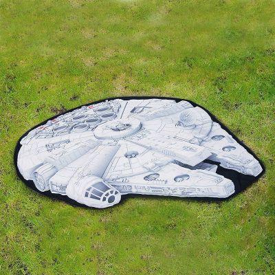 Draußen - Star Wars Millenium Falke Picknick-Decke