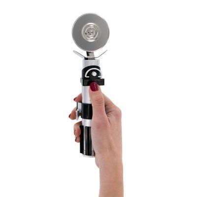 Film & Serien - Star Wars Lichtschwert Pizzaschneider mit Sound