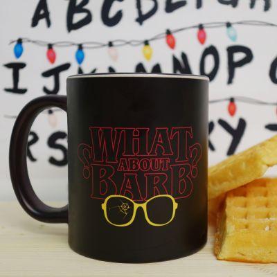 Halloween - What About Barb - Temperaturempfindliche Tasse