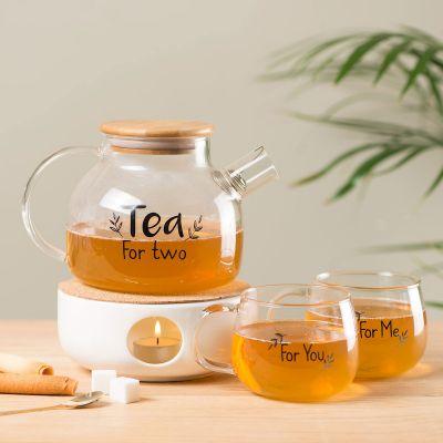 Tassen & Gläser - Tea For Two Tee-Set