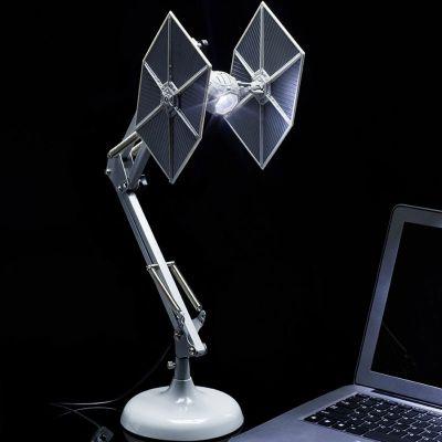 Film & Serien - Star Wars Tie Fighter Schreibtischlampe