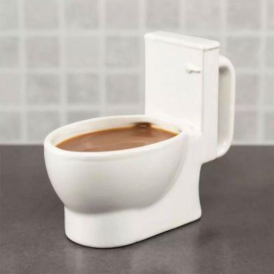 Tassen & Gläser - Toiletten Tasse