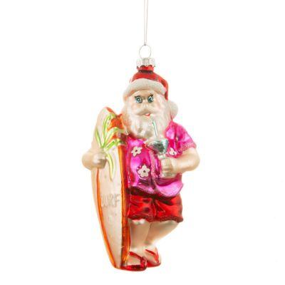 Wohnen - Tropischer Santa Christbaumschmuck