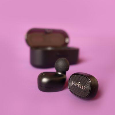 Lautsprecher & Headsets - Veho ZT-1 True Wireless Bluetooth Kopfhörer
