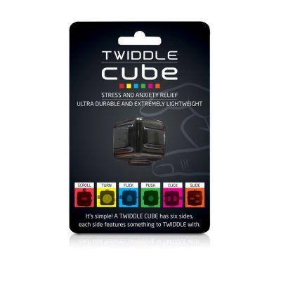 Geschenke für Kinder - Twiddle Cube Anti-Stress-Würfel