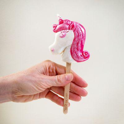 Süßigkeiten - Einhorn Lolly