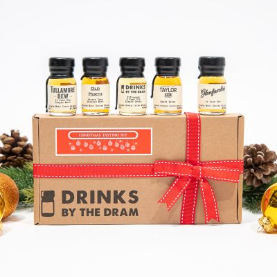 Alkohol - Whisky Weihnachts-Verkostungsset