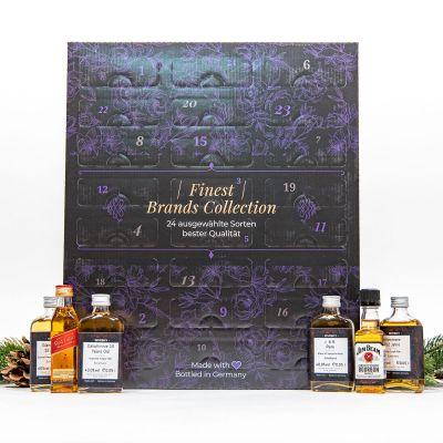Alkohol - Whisky Adventskalender