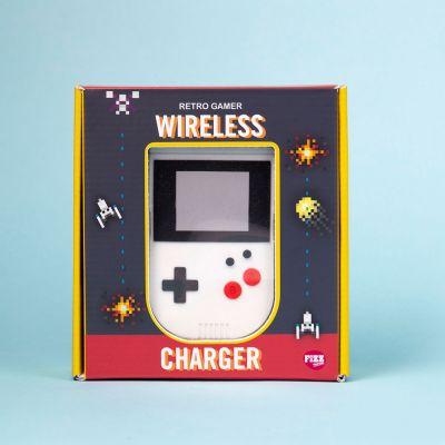 Handy Gadgets - Drahtloses Ladegerät Retro Gamer
