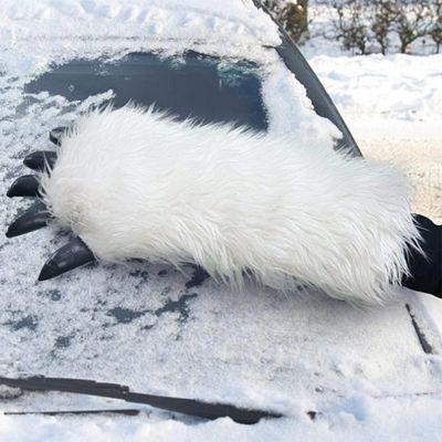 Wichtelgeschenke - Yeti Eiskratzer