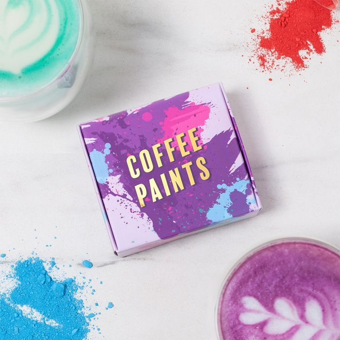 Kaffee Farben