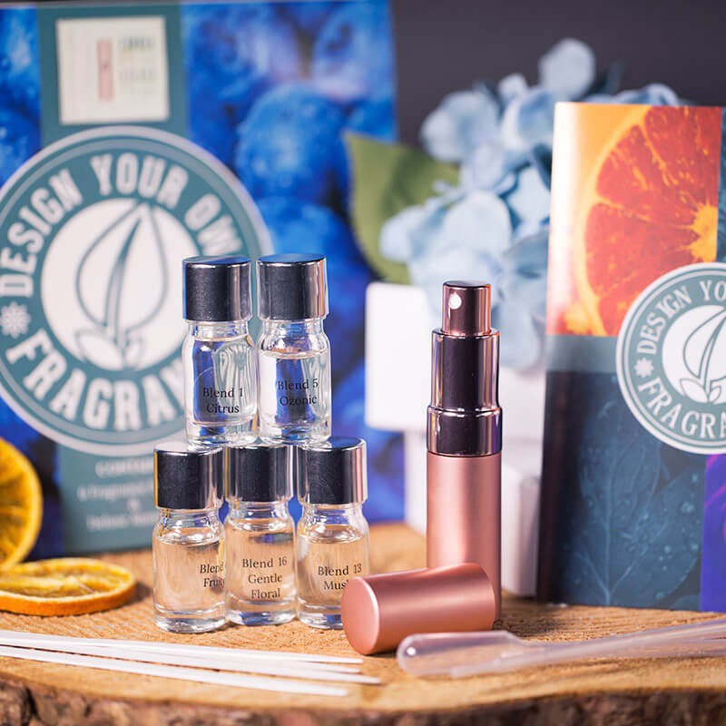 Designe dein eigenes Parfum