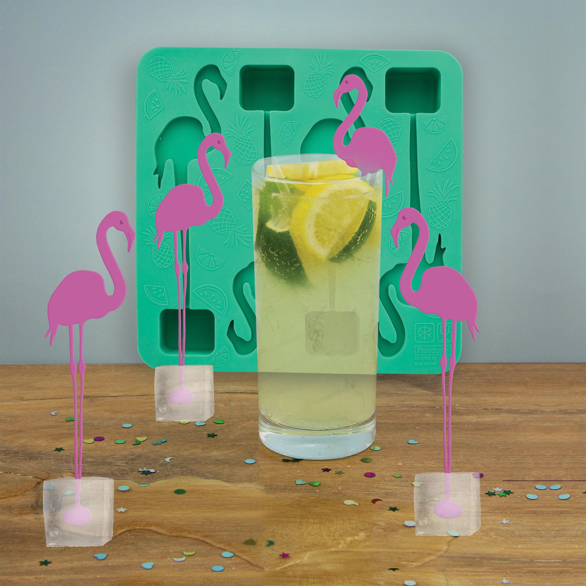 Flamingo Cocktail Rührstäbchen