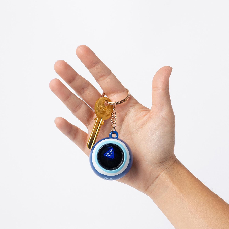 Glücksauge Schlüsselanhänger