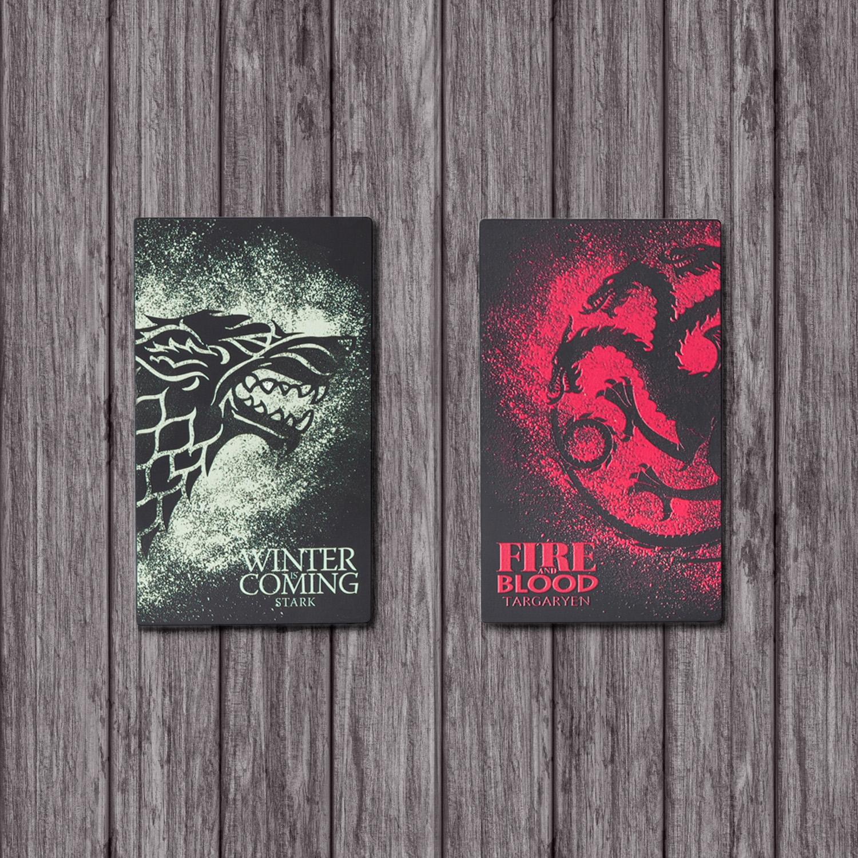 Game Of Thrones Powerbank Stark