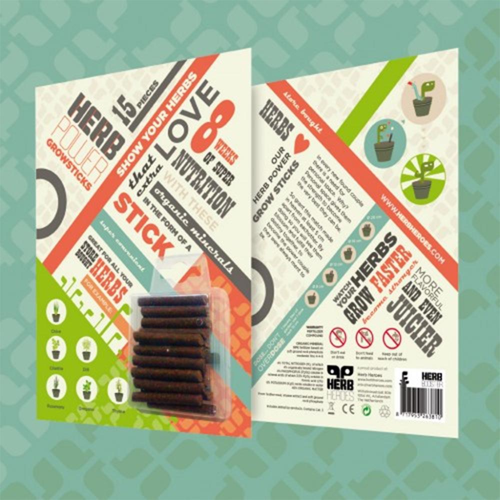 Herb Power Stick Pflanzendünger