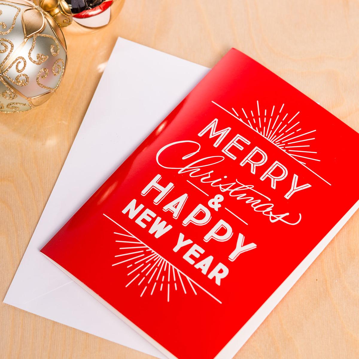Die garantiert nervende Weihnachtskarte