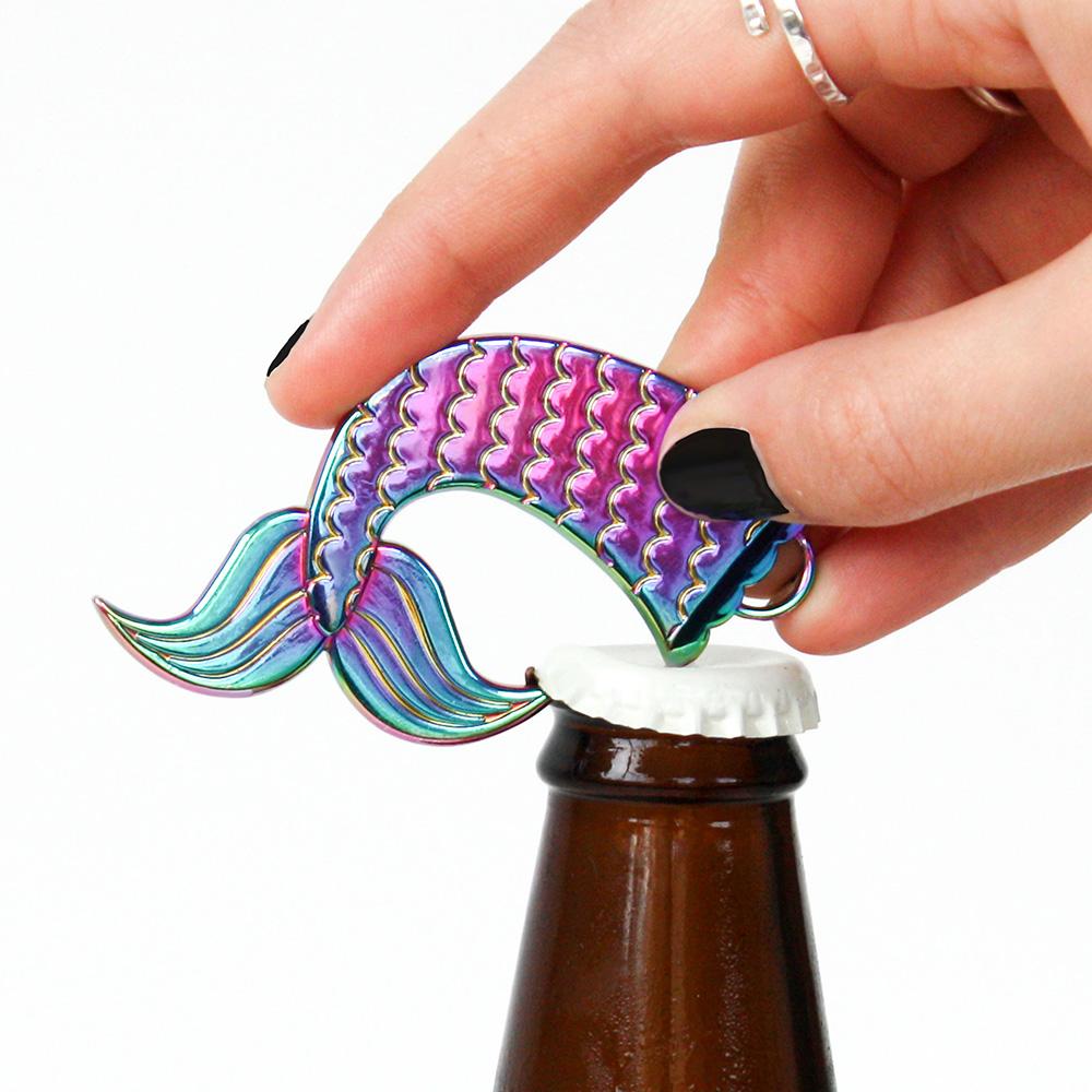 Meerjungfrauen Flaschenöffner