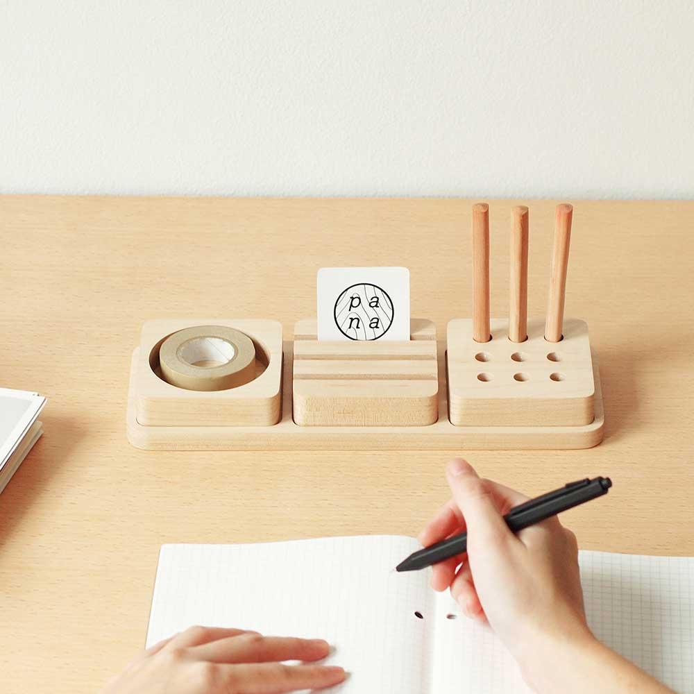 Tofu Mini Schreibtischset