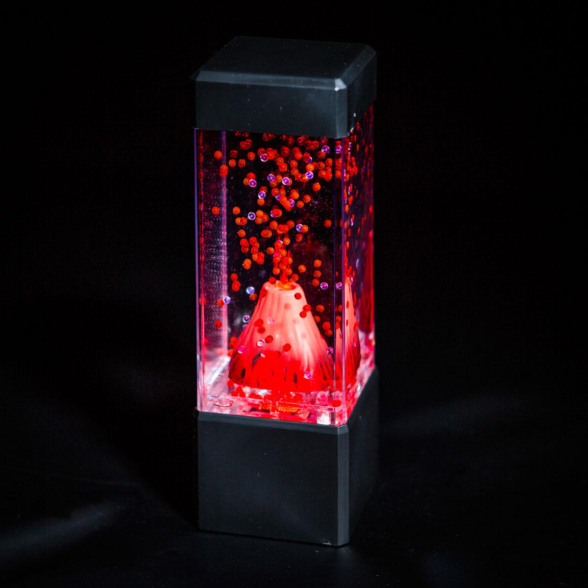 Mini Vulkan Lampe