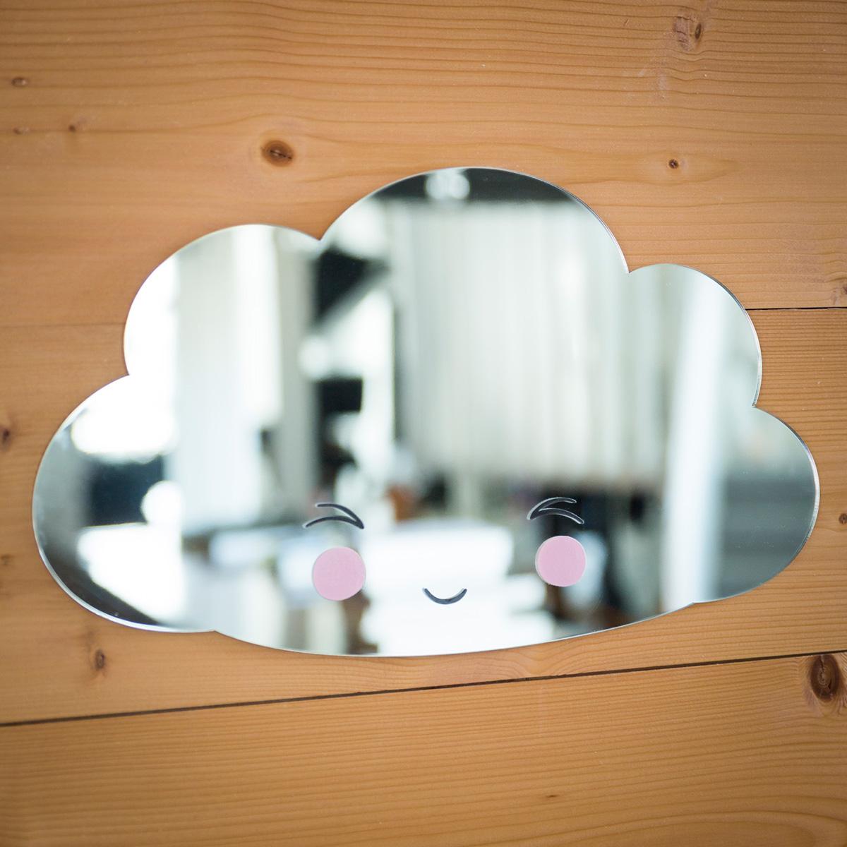 Wolken Spiegel
