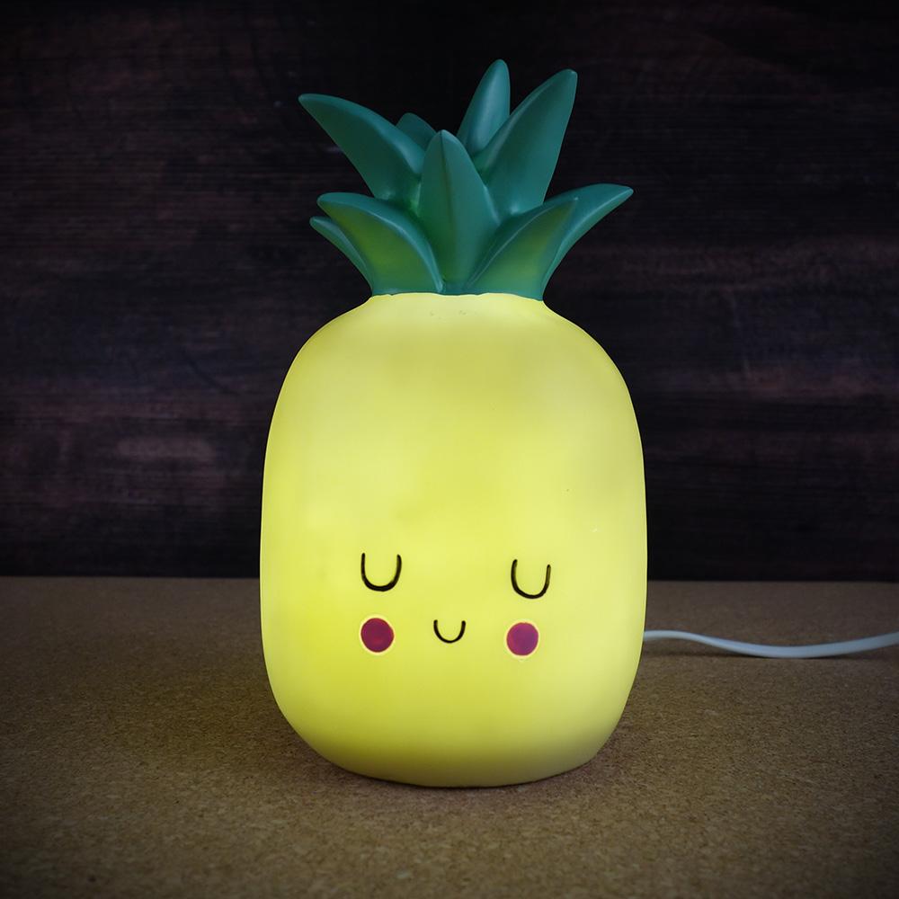 Ananas Lampe