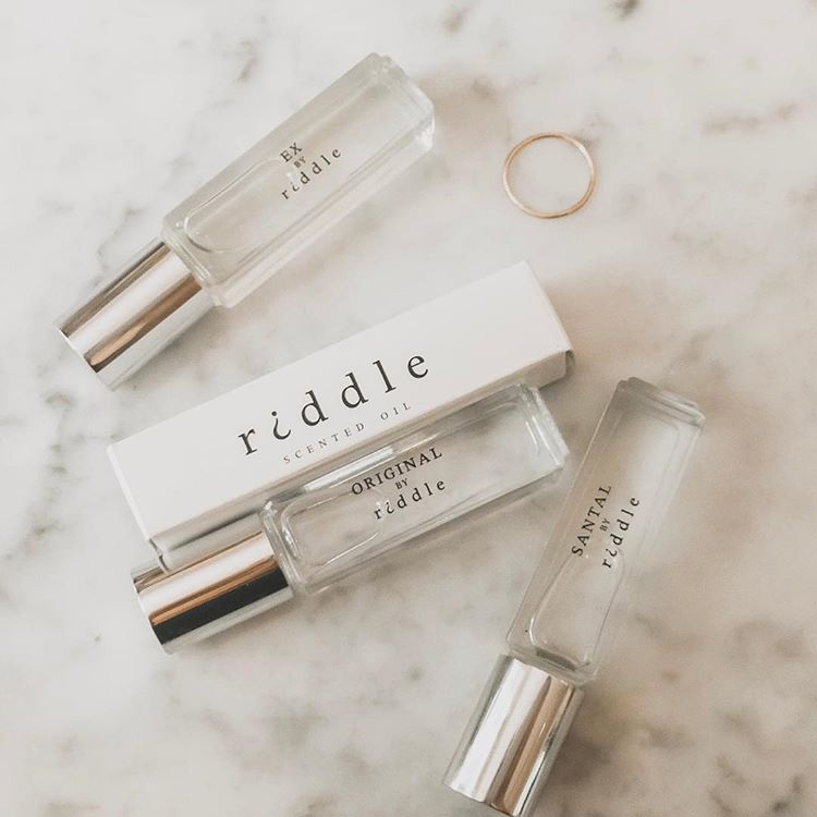Riddle Duftöle Roll-Ons - Santal